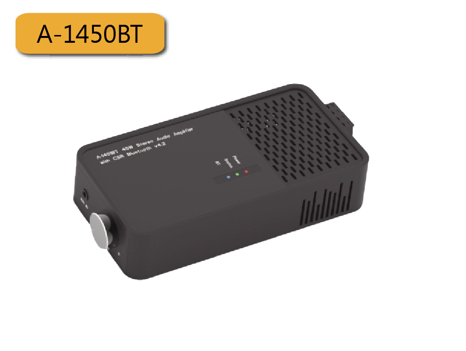 30W Stereo Audio Power Amplifier With CSR Bluetooth v4.2