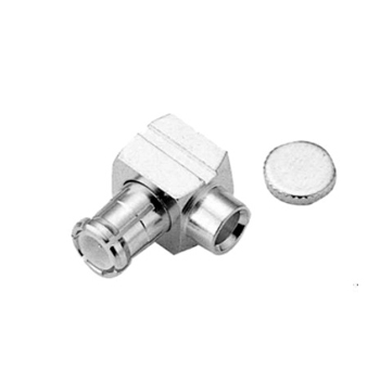 Semi-Rigid Right Angle Plug