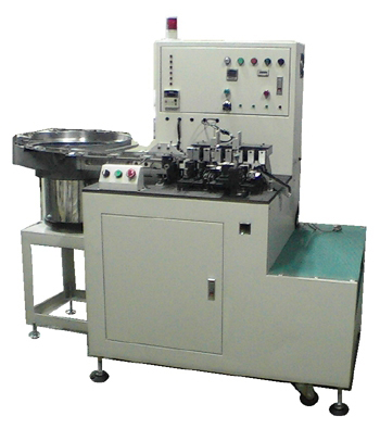 High Speed Automatic Forming & Cutting Machine