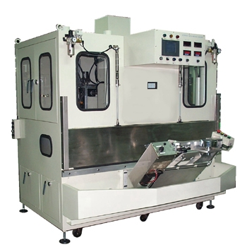 Automatic Metal Spraying Machine