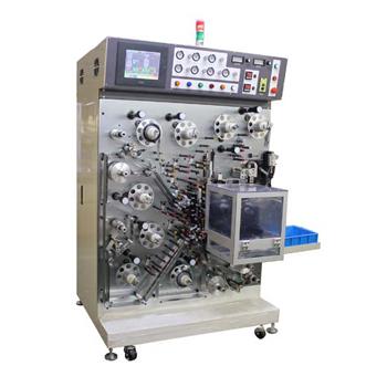 Hybrid Film Capacitor Winder