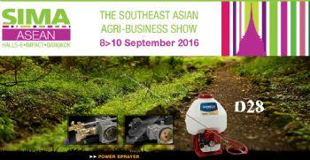 2016 Sima Asean Thailand 2016/09/08~10