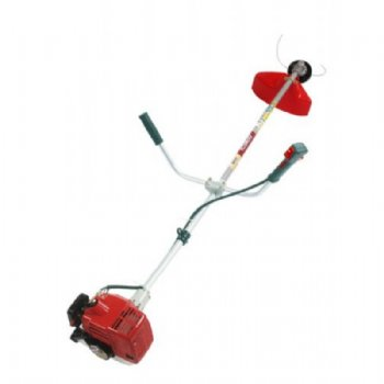 Weed trimmer with U-type handlebar
