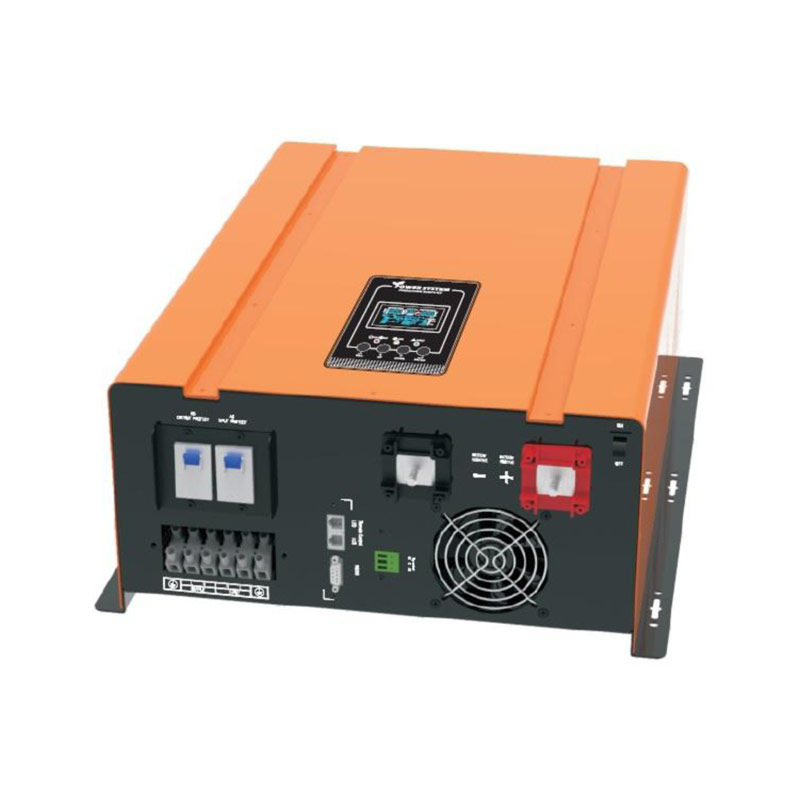 Industry-grade Inverter, pure sine wave/AVR/UPS/charger all in 1, 8KW~12KW