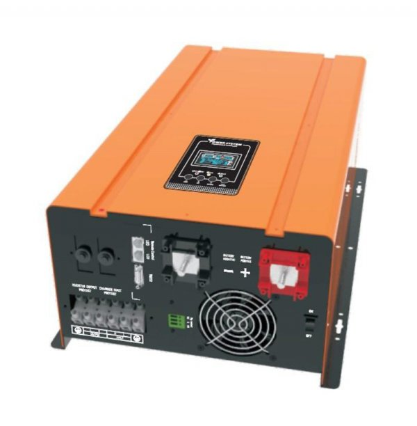 Industry-grade Inverter, pure sine wave/AVR/UPS/charger all in 1, 3KW-6KW