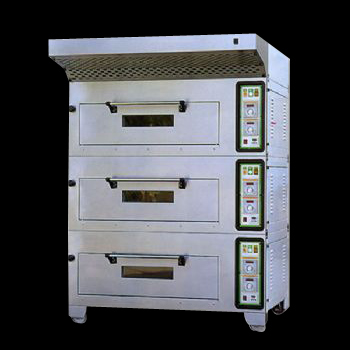LED Electric Oven