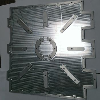 Vacuum Plate for Robot Arm