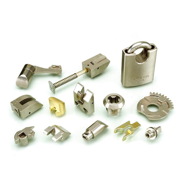 Locking Structure Component