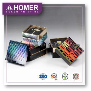 High Quality Luxury Custom Kraft Folding Gift Box