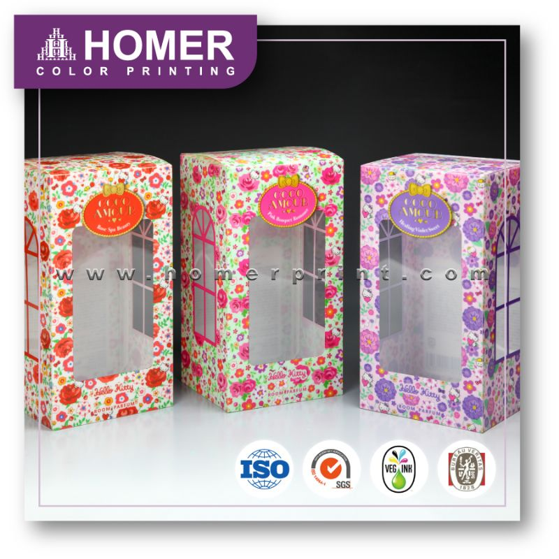 Factory Price Classic Square Custom Plastic Packaging
