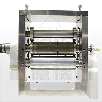 Facial Mask Rotary Cutting Unit