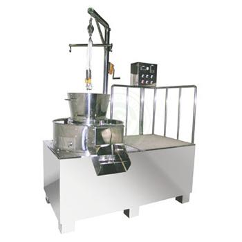 Cylindrical Extruding & Granulating Machine