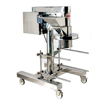 Crush Granulated machine