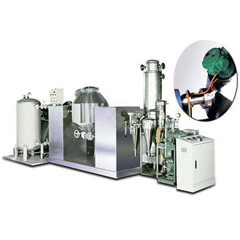 Rotation Type Vacuum Dryer