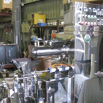 Extrusion-type screw Granulating Machine