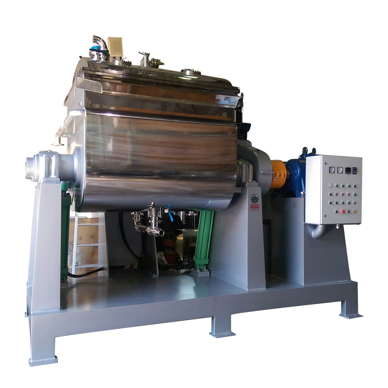 Lab-type High Temperature Vacuum Kneader