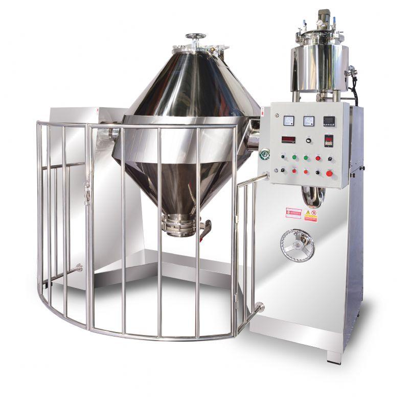 Triple Cone Mixer