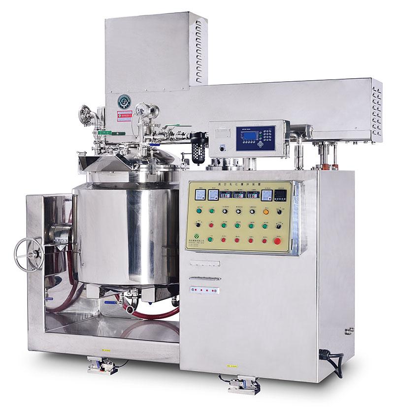 Vacuum Dispersion Mixer