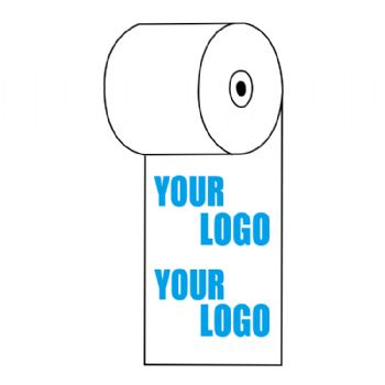 Custom Printed Paper Rolls(Your LOGO)