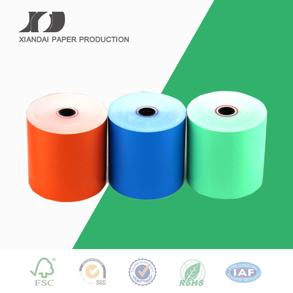 Colored Thermal Paper Rolls