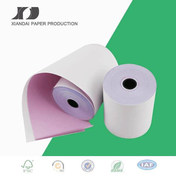 NCR paper rolls