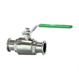 2-Piece Sanitary Ball Valve