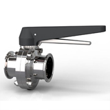 Manual Butterfly Valve (Type 02)