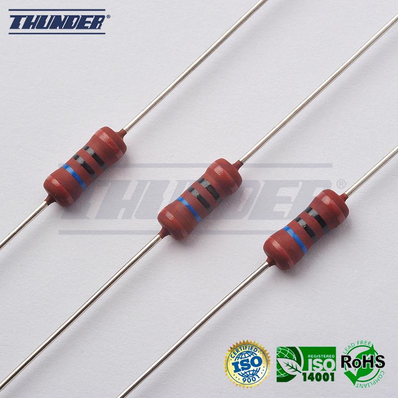 Metal Glazed High Voltage Resistors