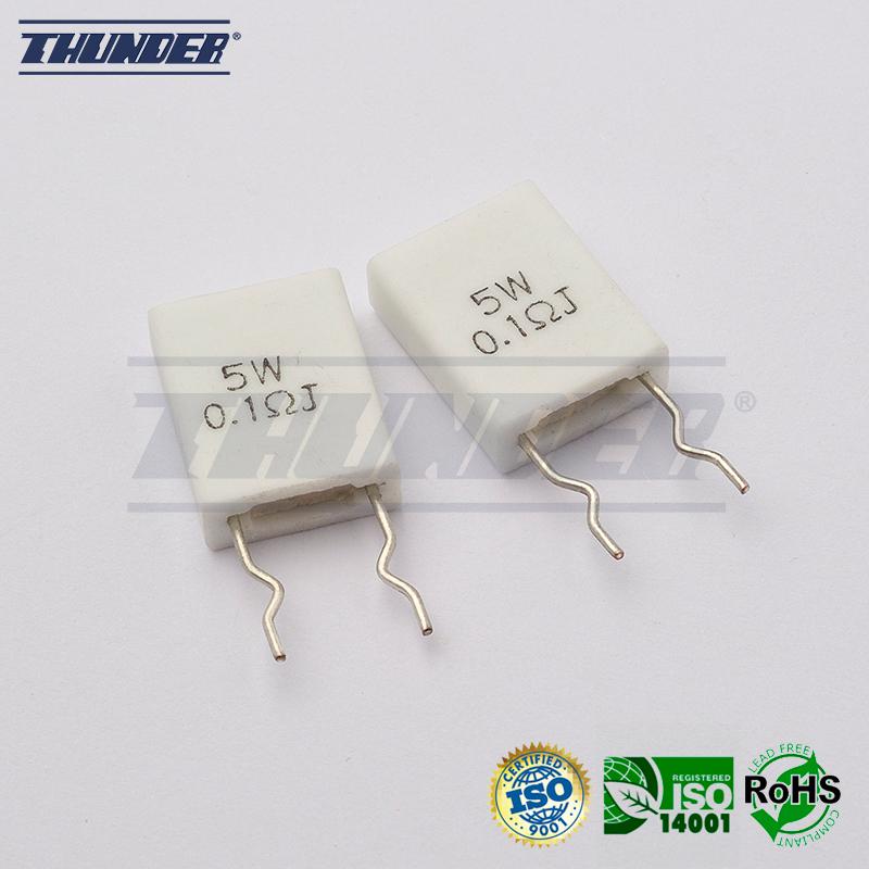 Flame Proof Metal Plate Resistors