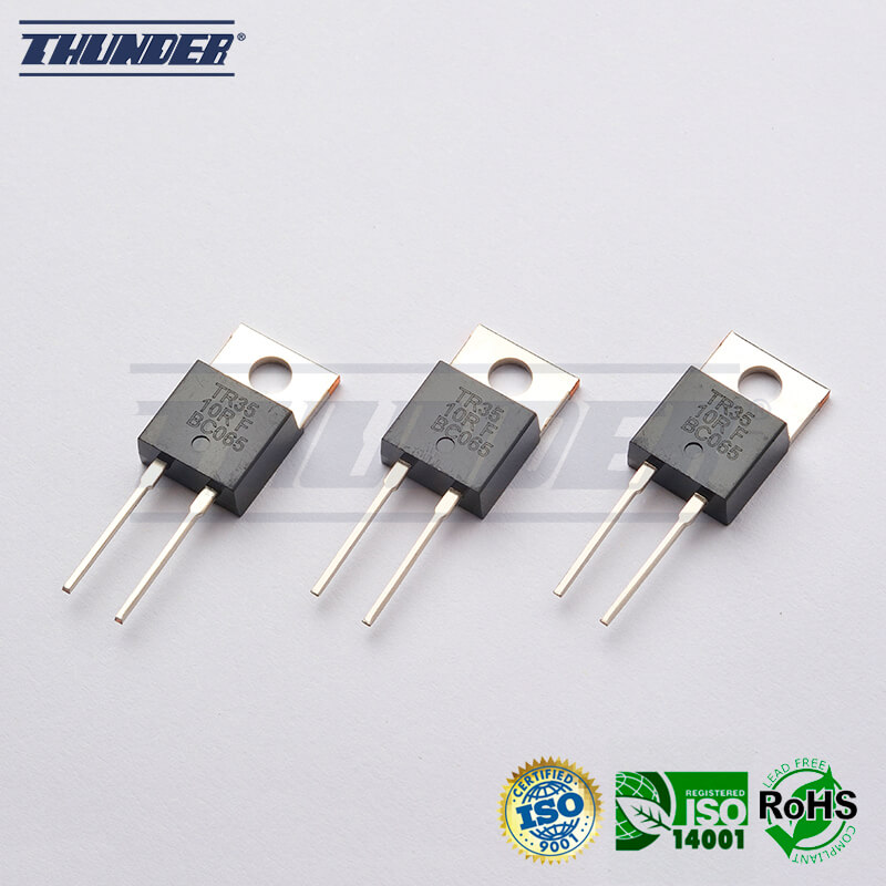 Power Resistor TR Series (Molded Case)