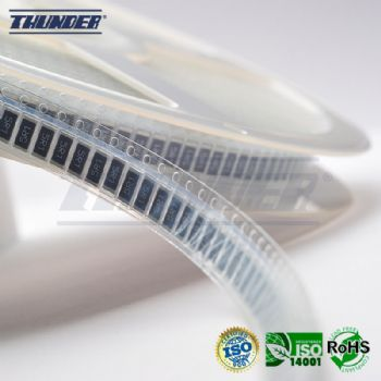 Fusible Thick Film Chip Resistors