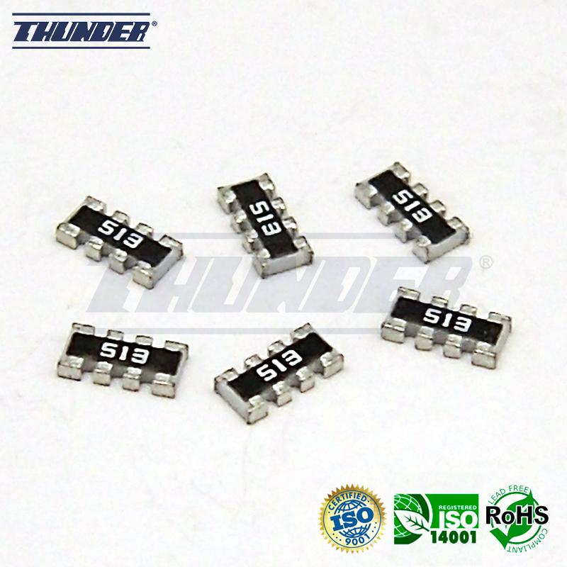 SMD Chip Capacitors (Multilayer Ceramic Capacitors - MLCC)
