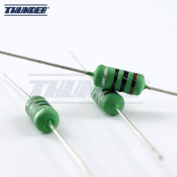 ANIT-LIGHTING STRIKE WIRE WOUND RESISTOR