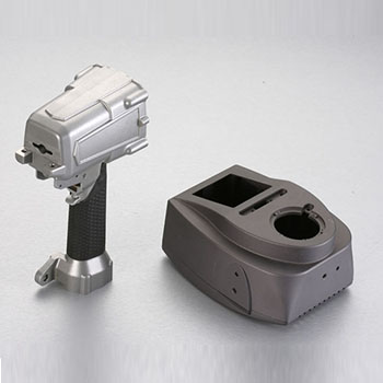 CNC high precision turning & milling—Die Cast parts/ Pneumatic tool Parts
