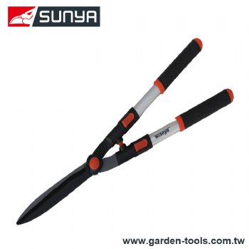 1430E,Telescopic handles Wavy Hedge Shears