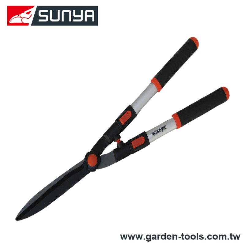 Telescopic handles Wavy Hedge Shears