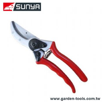22318,Forged alum handle Bypass pruners
