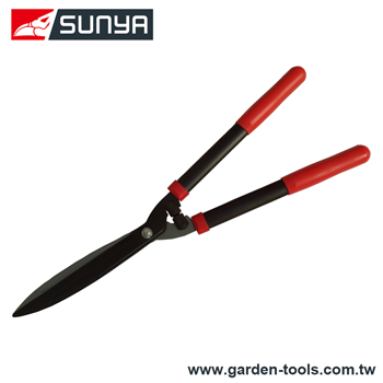 5373, Taiwan gardening straight steel metal branch cutter hedge shears