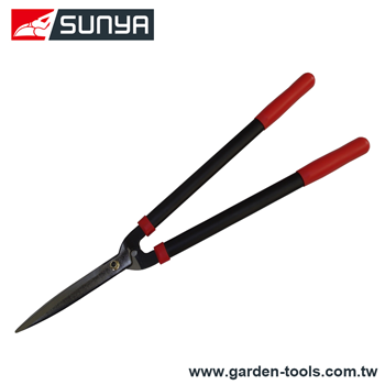 Agriculture lightweight straight hedge shears cutting tools