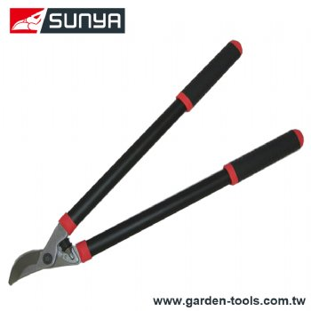Single bolt bypass garden lopper