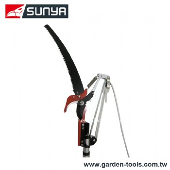 280,Gear Action Bypass Tree Pole Pruner