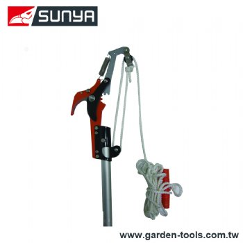281,Gear Action Bypass Tree Pole Pruner