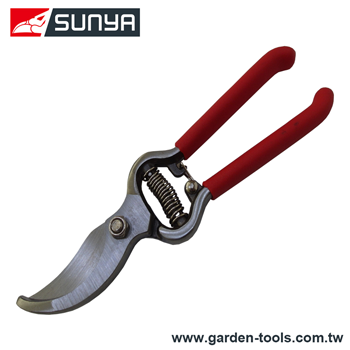 Classic lightweight drop forged bypass shrub garden pruners