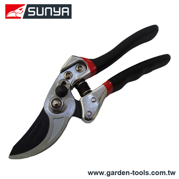 Top quality orchard bypass drop forged tools branch pruners cutter