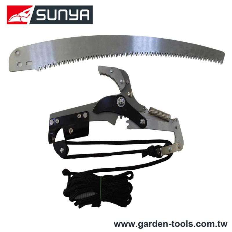 Classic lightweight anvil extendable clip tree trimmer pruner