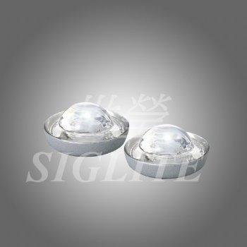 SIGLITE Bi-directional Brightness Enhanced Tempered Glass Kerb Stud