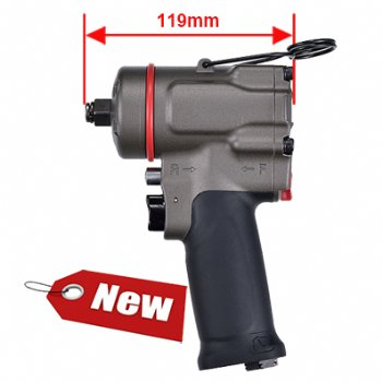 "1/2"" Mini Air Impact Wrench (Twin Hammer)"