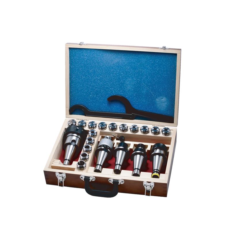 Milling Quick-Change Holder Kit