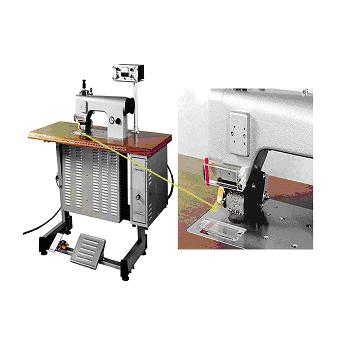 Ultrasonic sewfree machine / Lace sewing machine