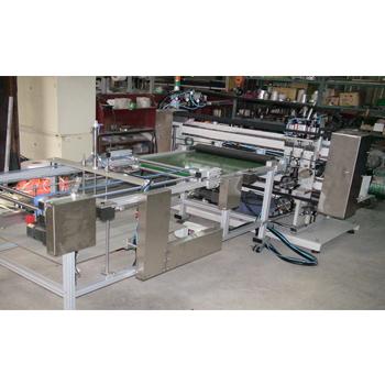 Cross & Cutting machine